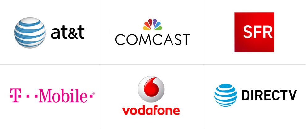 Telecom Client List